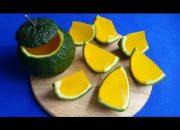 Món Ăn Ngon – THẠCH RAU CÂU TRÁI CAM rất đơn giản